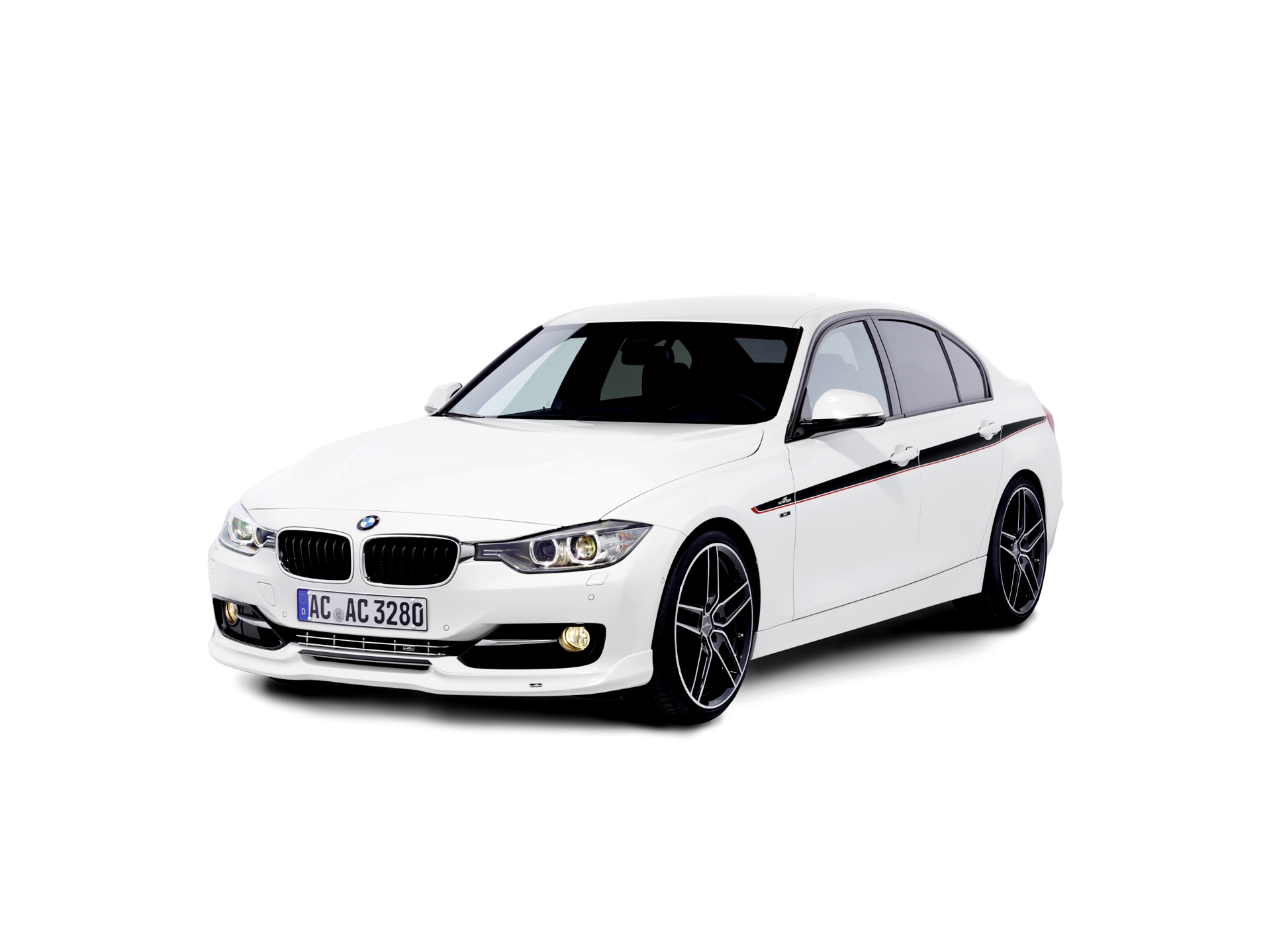 Ac Schnitzer F30 3 Series Bmw Now Official