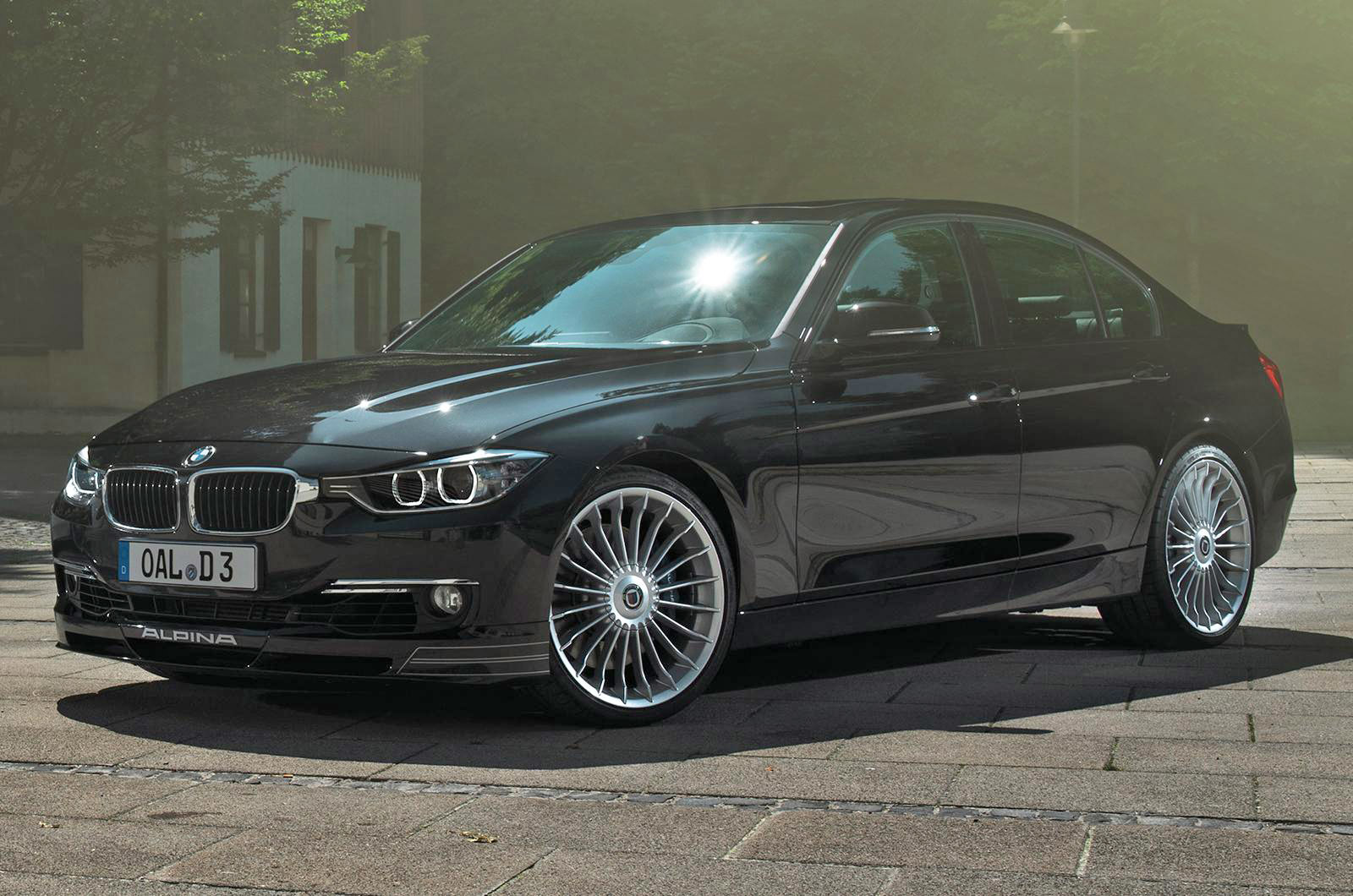 bmw alpina d3 bi turbo to debut at frankfurt with 345 hp 516 lb ft