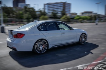 We Drive Fleet of Fully Equipped 335i M Performance Models with