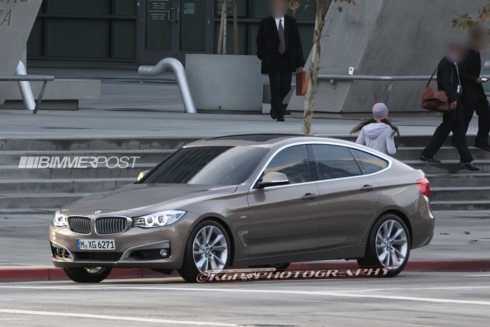 We Reveal The 2013 Bmw 3 Series Gt Gran Turismo