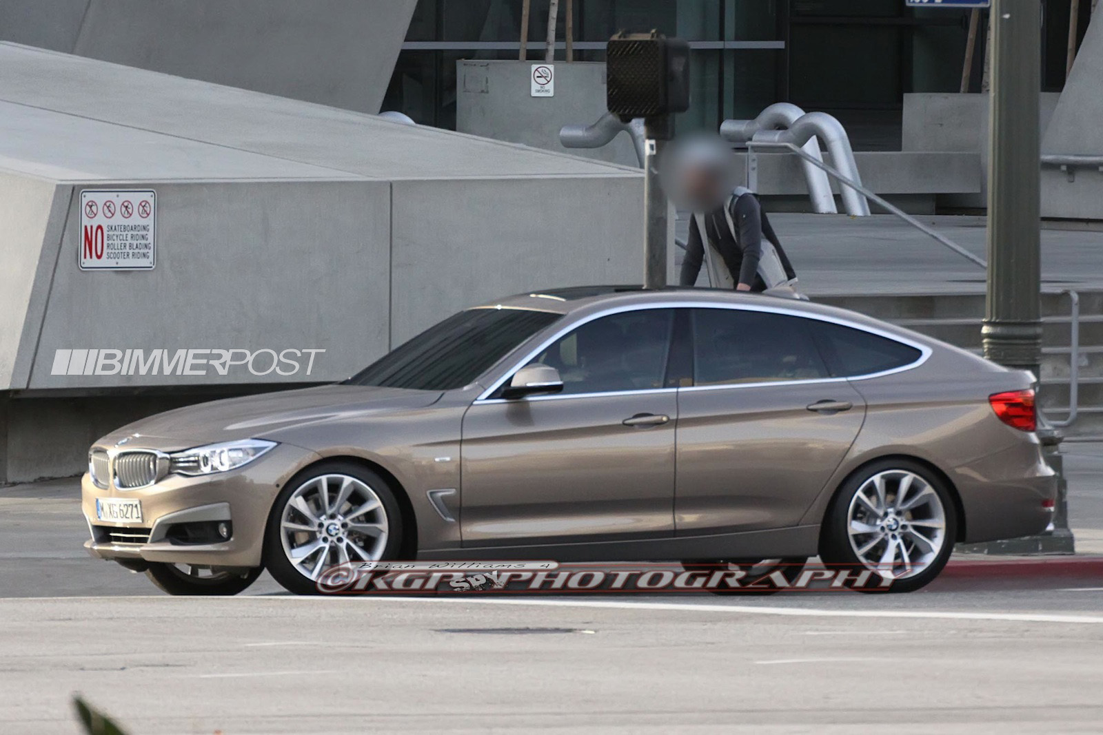 we reveal the 2013 bmw 3 series gt gran turismo. Black Bedroom Furniture Sets. Home Design Ideas