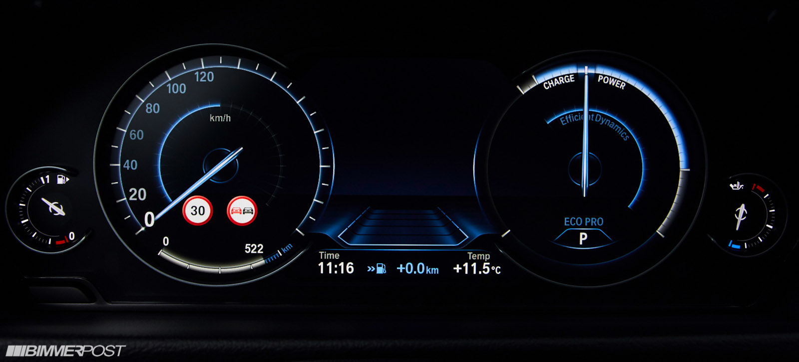 4 Series Lci Brings Optional Digital Instrument Cluster
