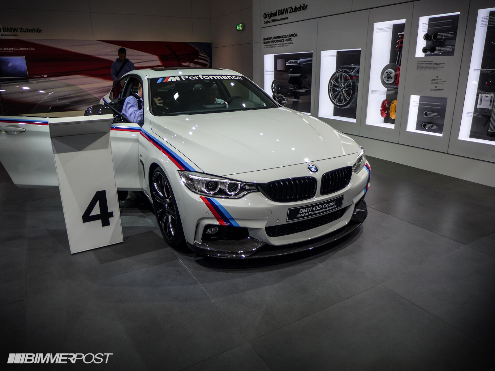 BMW 4 Series (F32) M Performance Parts and U.S. Price List