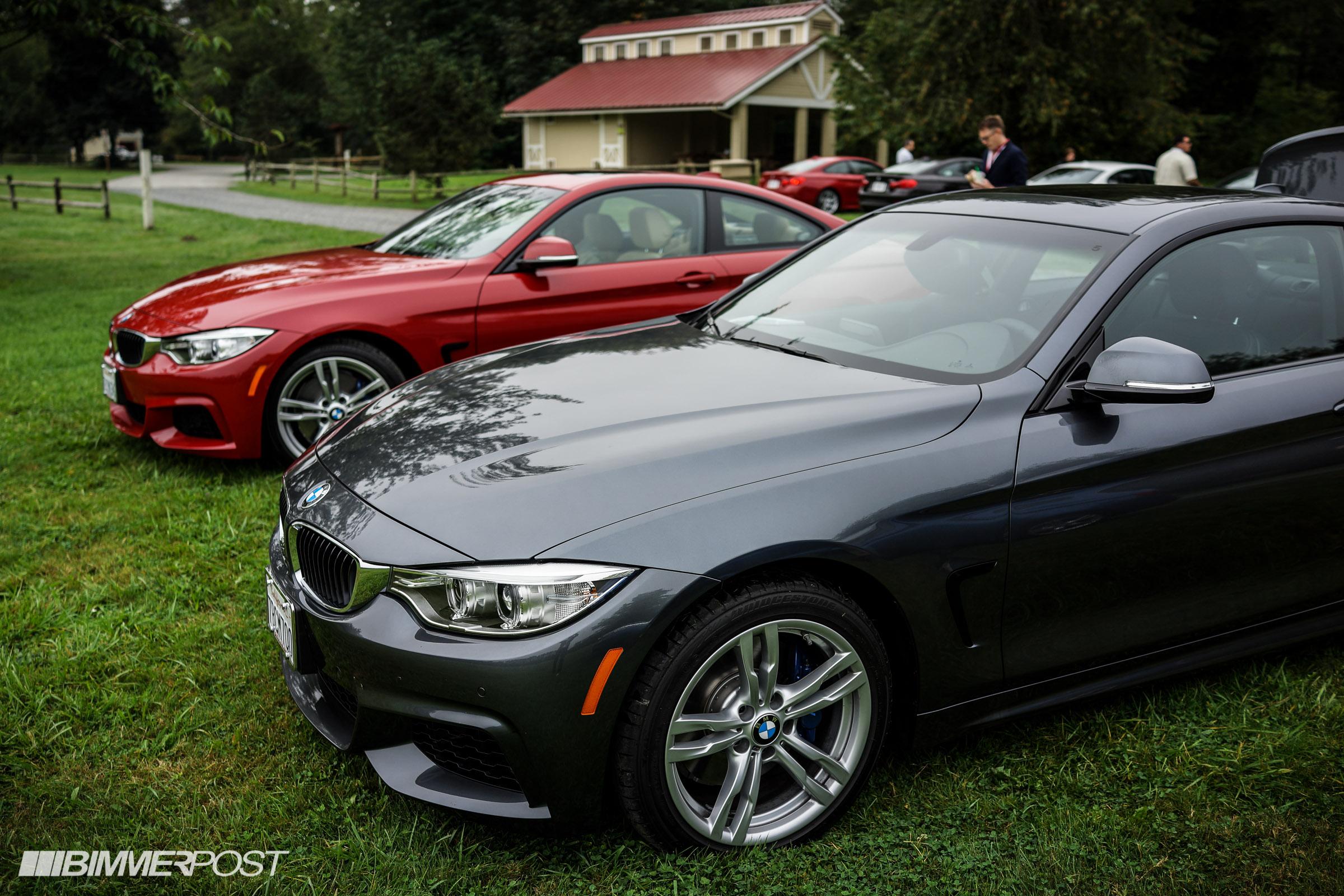 Bmw 428i Sport Line >> BMW NA Launch Event: Mineral Gray 428i M Sport