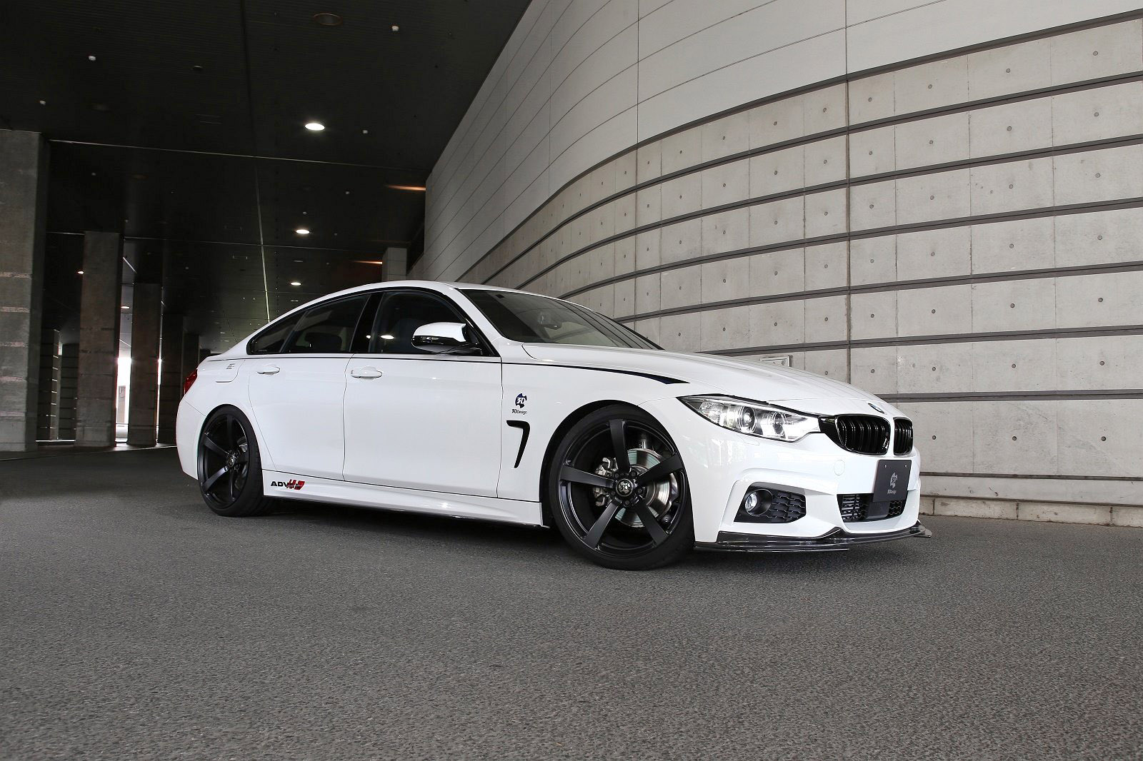 3d Design 4 Series Gran Coupe