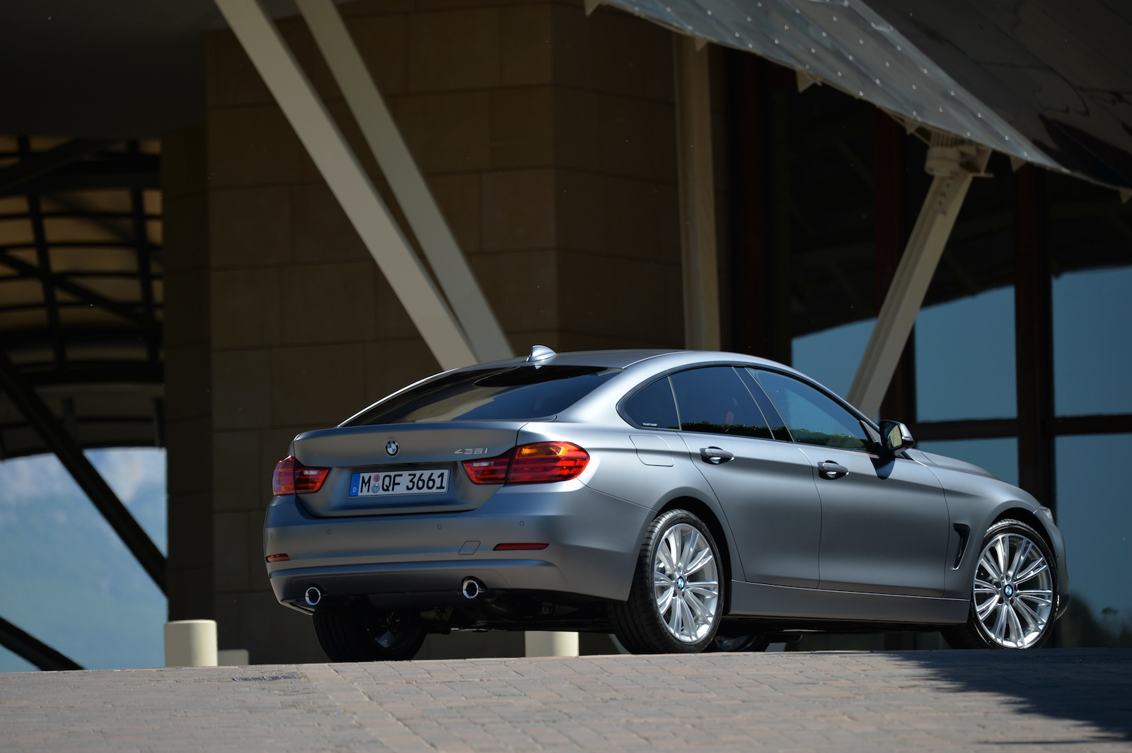 Bmw Individual Colors And Product Range For The Bmw 4