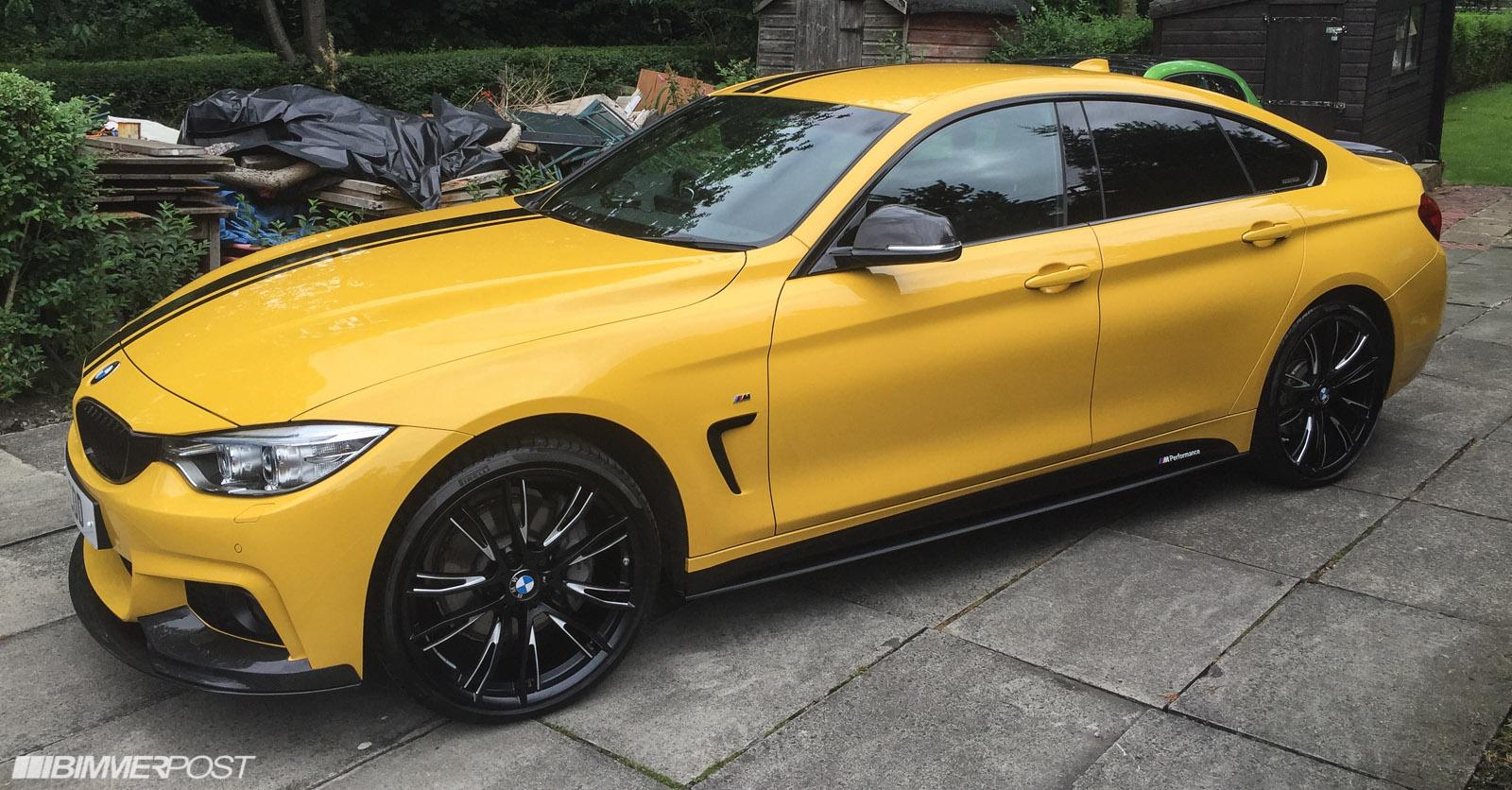 New Speed Yellow F36