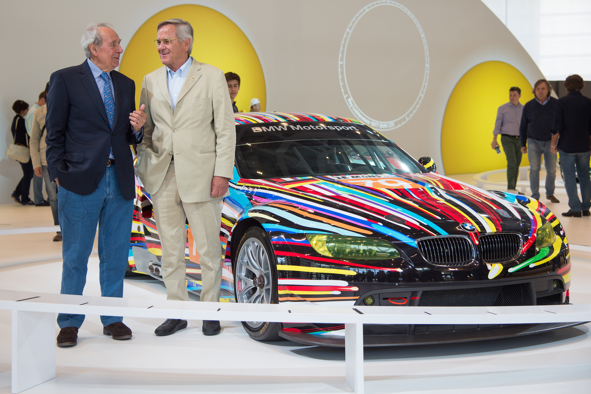 BMW commissions two M6 GT3 Art Cars