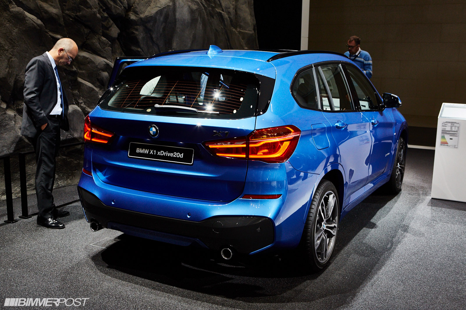 photos and video bmw at the 2015 frankfurt auto show. Black Bedroom Furniture Sets. Home Design Ideas