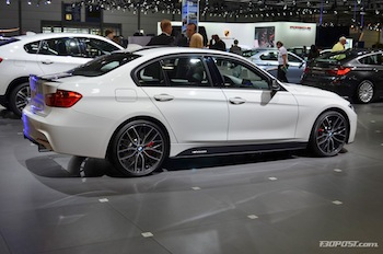 pricing and detailed info for wave 2 of bmw f30 3 series m