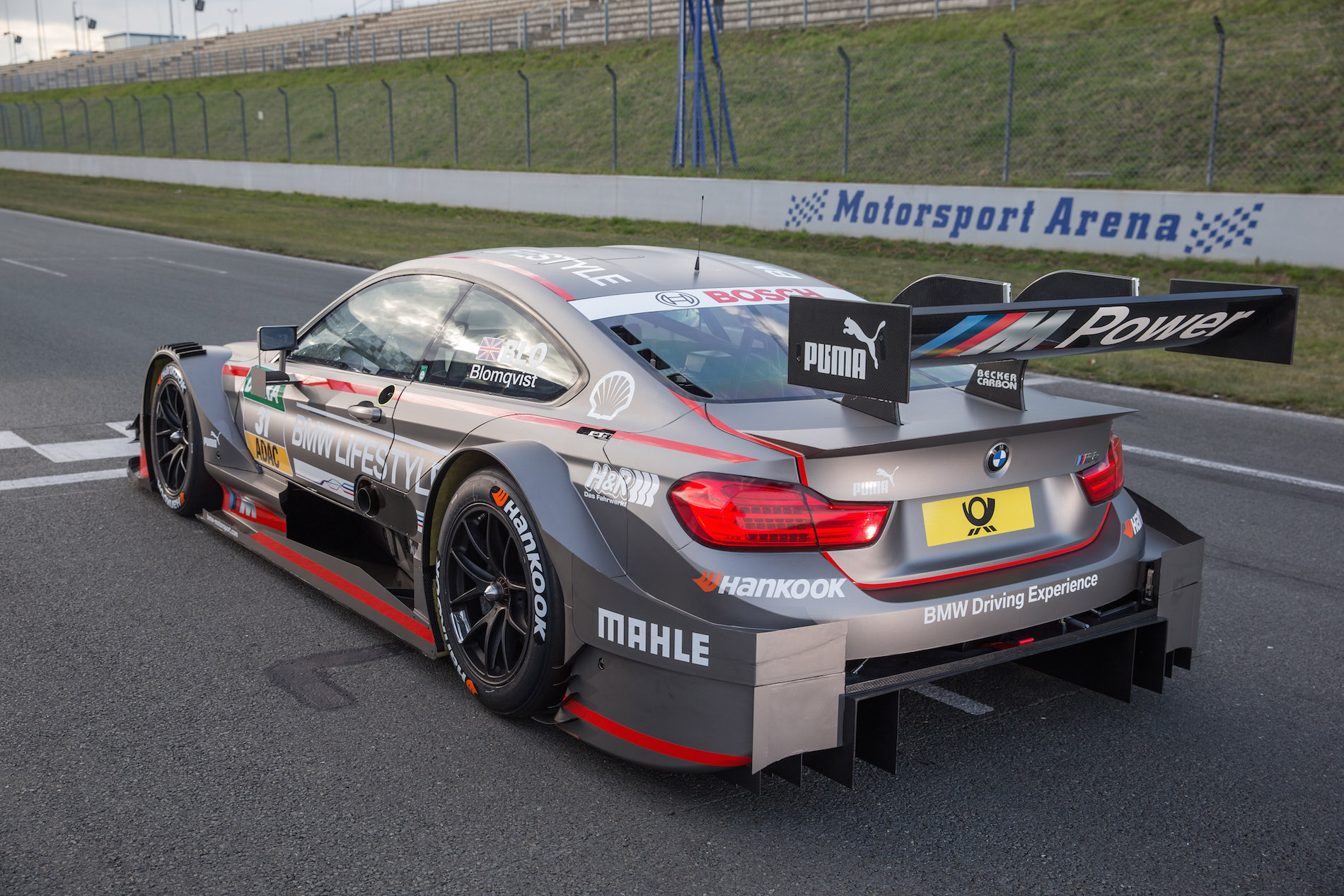 Final 2 livery designs revealed for 2015 BMW M4 DTM lineup