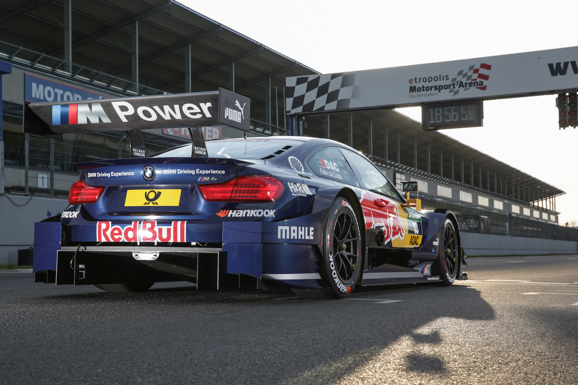 Final Livery Designs Revealed For BMW M DTM Lineup - 2015 bmw lineup