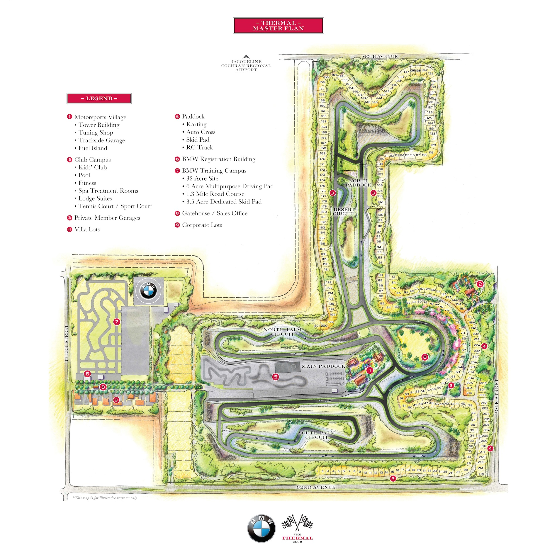 Bmw Driving School >> BMW Performance Center West Driving School Announced @ The Thermal Club, CA