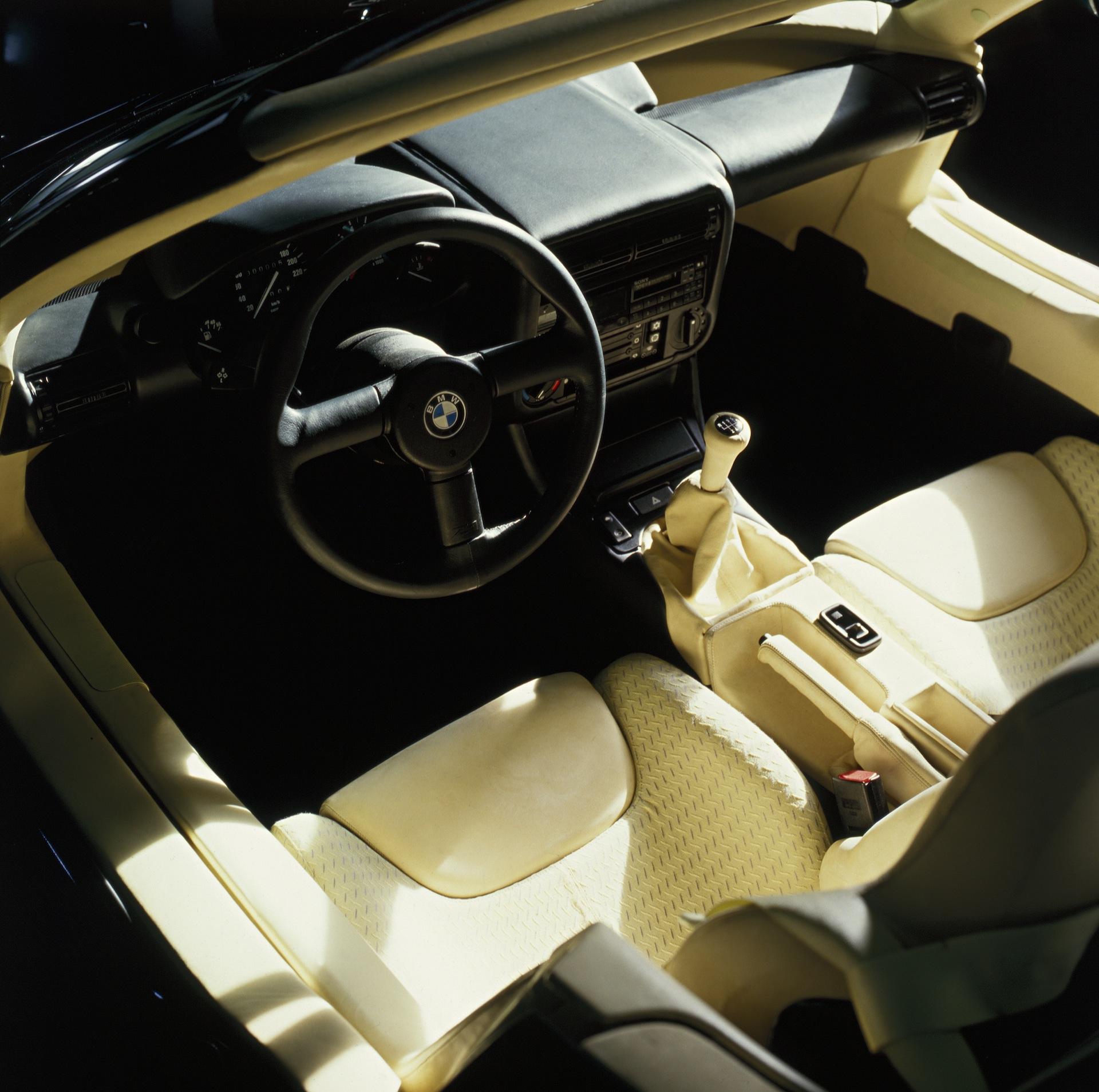 Bmw Z1: The BMW Z1 Turns 25. Back To The Future